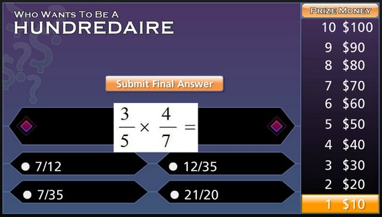 http://www.math-play.com/Multiplying-Fractions-Millionaire/story.swf