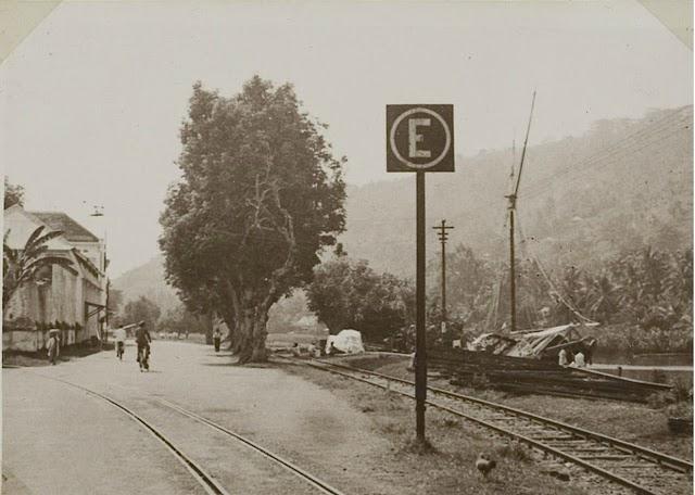 Sejarah Kereta Api Sumatra Barat