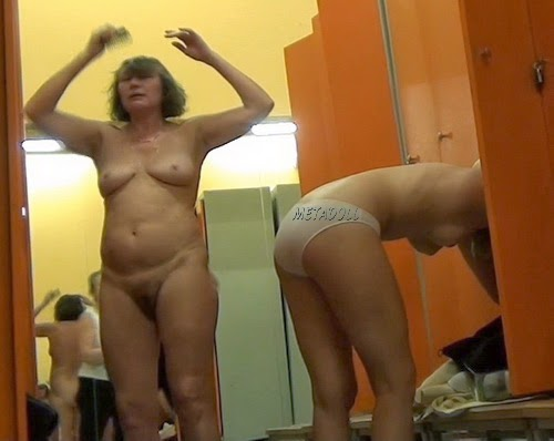Lockerroom 1465-1474 (Locker Room Fitness Club SpyCam)
