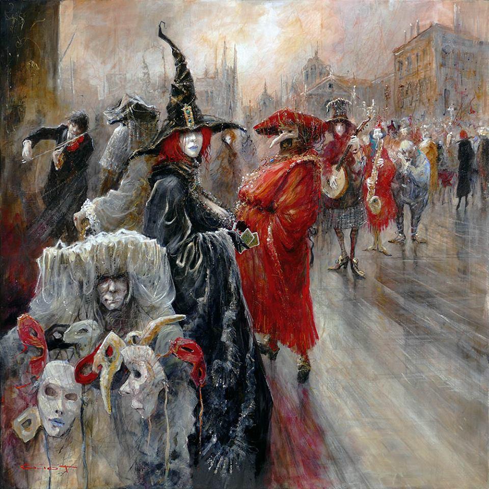 Marcel Nino Pajot Un Carnaval ailleurs