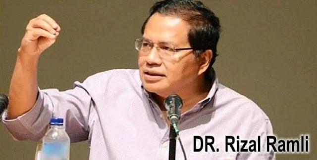 Hentikan Reklamasi, Rizal Ramli : Kenyataannya Rakyat Gak Dapat Apa-apa.