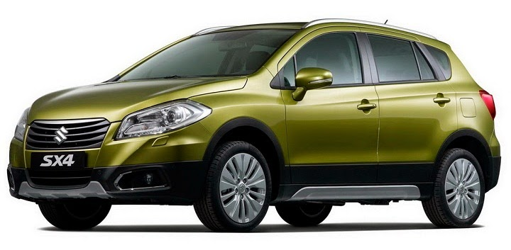 Harga Suzuki Crossover SX4 Terbaru - Otogrezz