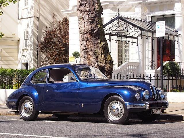 Marque de voiture anglaise Bristol