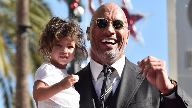 Dwayne Johnson opens up about daughter's recent hospitalization