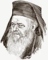 Αποτέλεσμα εικόνας για Αρχιεπίσκοπος Ιερώνυμος σκίτσο