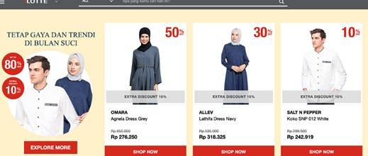 Belanja Promo Baju Lebaran Pria Secara Online