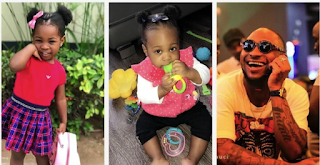 Wow!! Check Out The Most Adorable Pictures Of Davido's Children