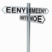 Broken English Eeny Meeny Miny Moe