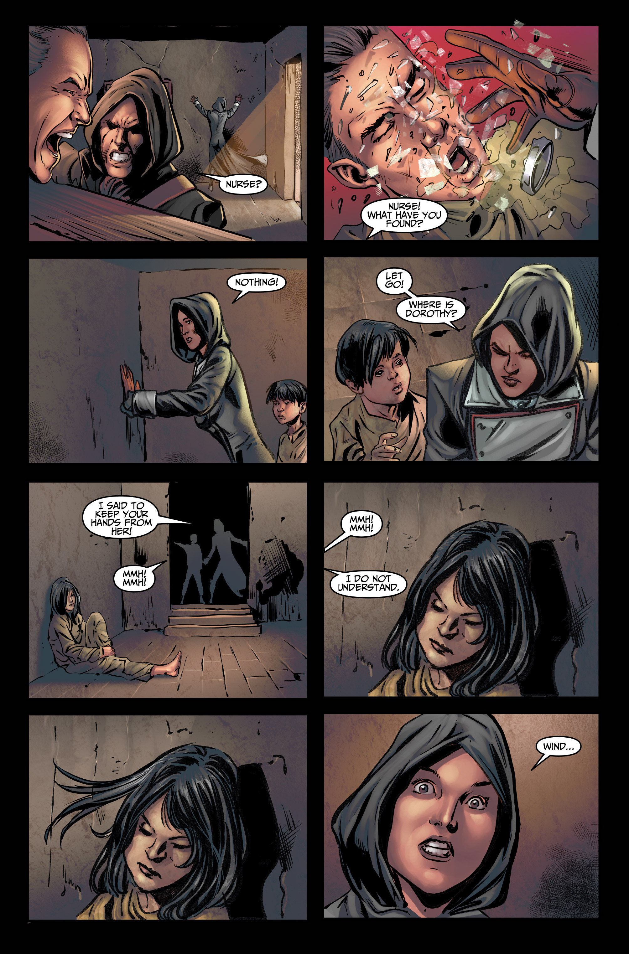 Read online Assassin's Creed (2015) comic -  Issue #3 - 8