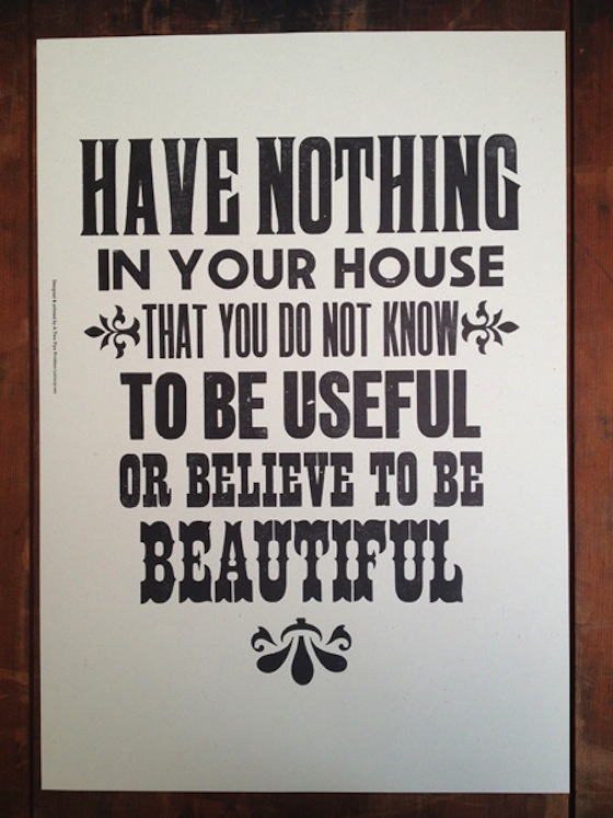 Have-Nothing-In-Your-House-That-Is-Not-Beautiful-Or-Useful