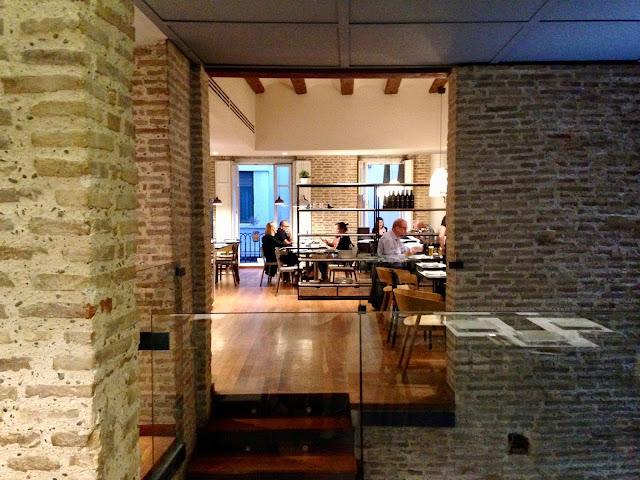 Restaurante Oslo: cocina vegetariana de vanguardia