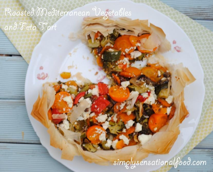 Mediterranean Vegetable Food Recipes