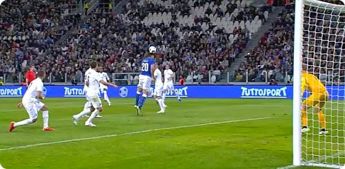 ITALIA INGHILTERRA 1-1  -VIDEO GOL-