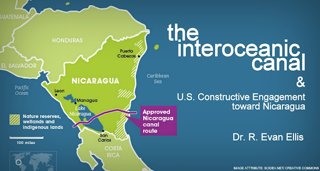 FEATURED | The Interoceanic Canal, & U.S. Constructive Engagement toward Nicaragua