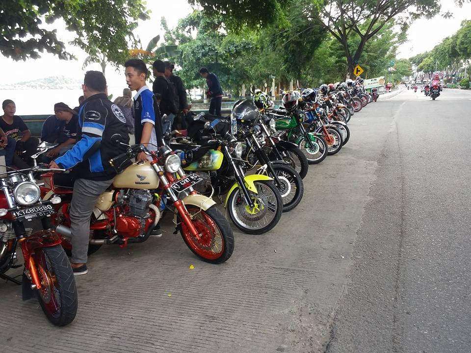 Honda CB Samarinda