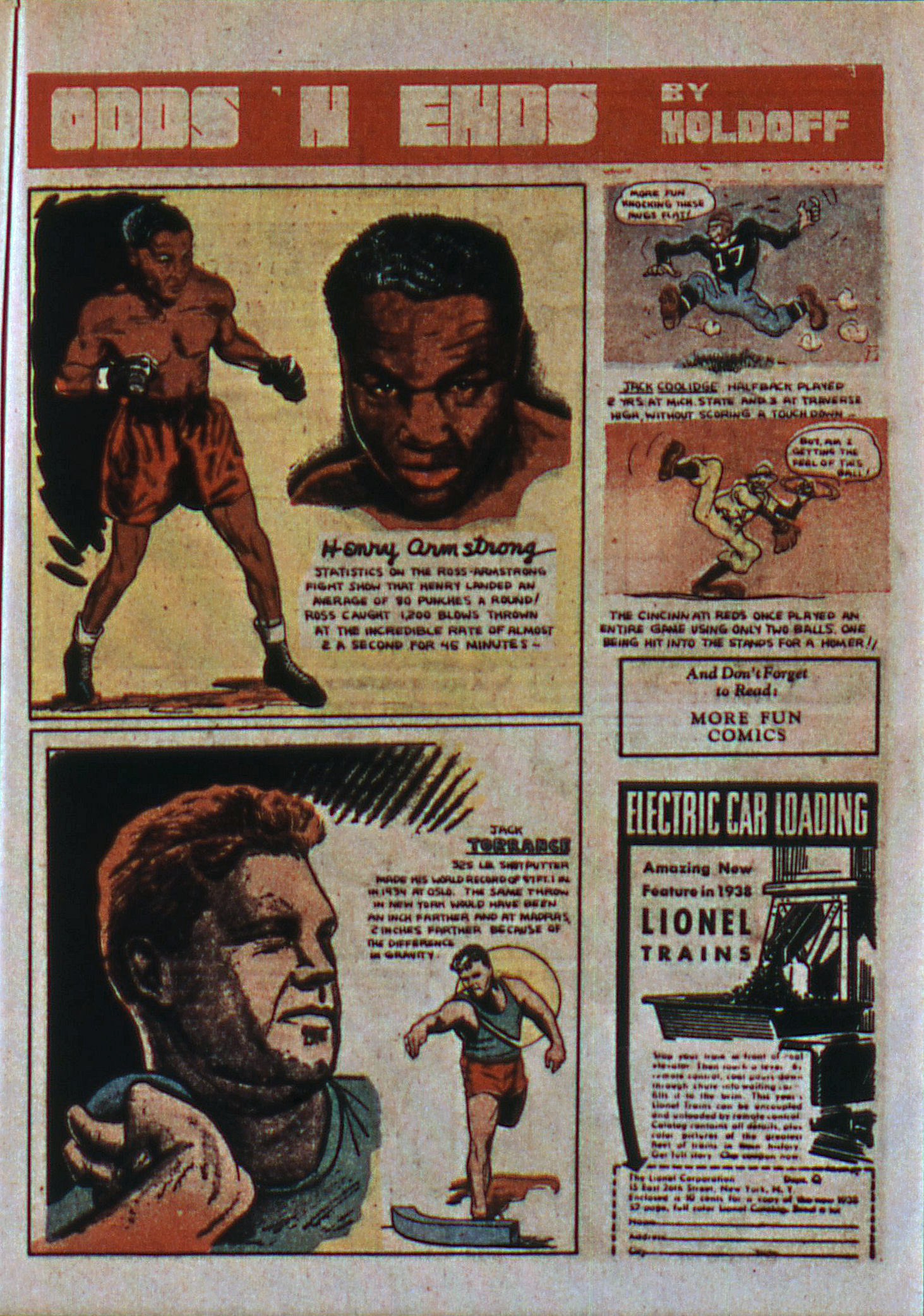 Read online Action Comics (1938) comic -  Issue #6 - 47
