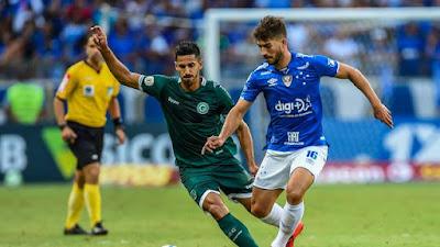 Cruzeiro 2 x 1 Goiás - Campeonato Brasileiro 2019 rodada 3
