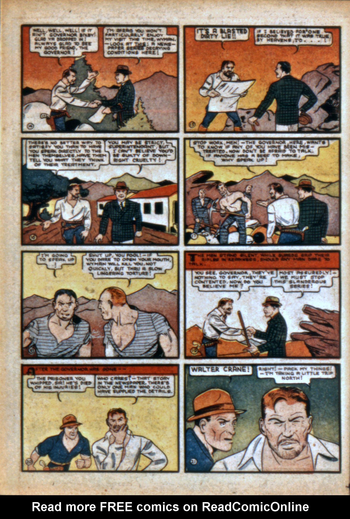 Action Comics (1938) 10 Page 5