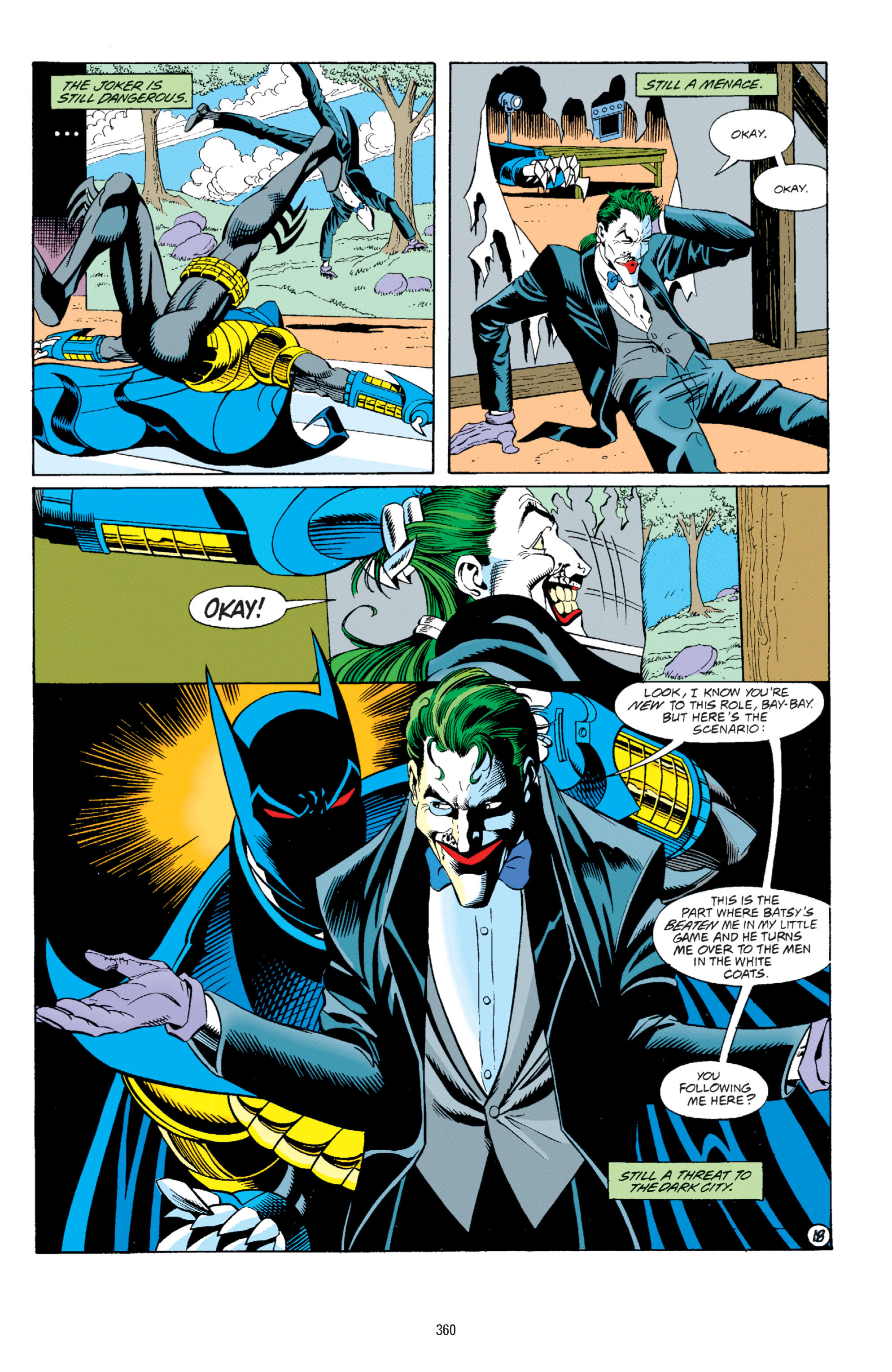 Detective Comics (1937) 673 Page 17