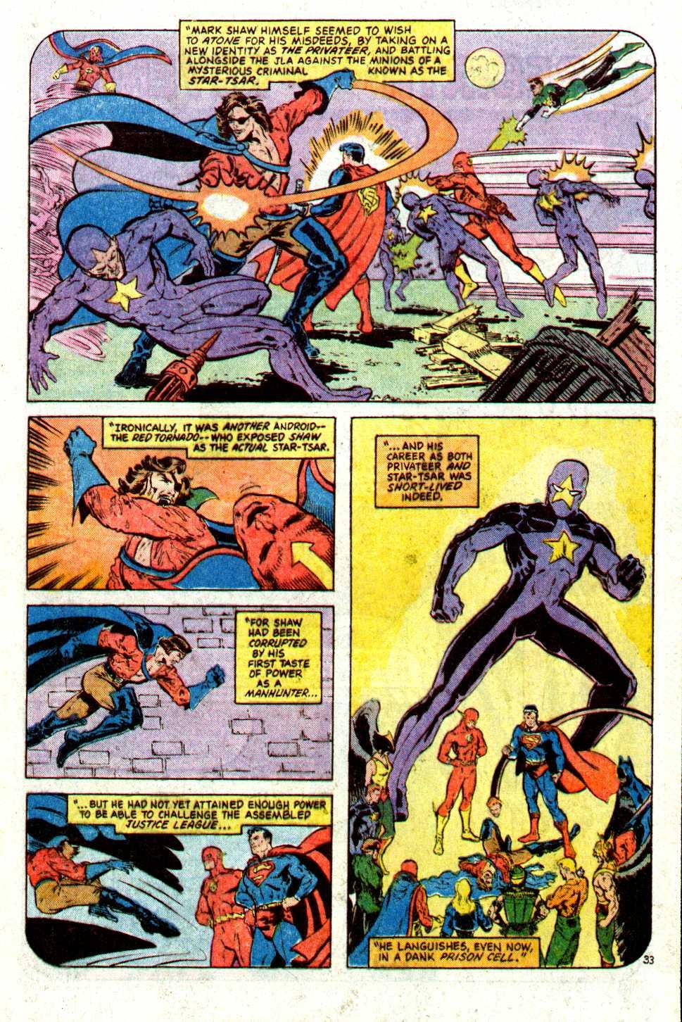 Read online Secret Origins (1986) comic -  Issue #22 - 34