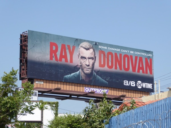 Ray Donovan season 5 billboard