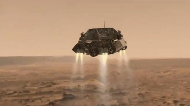 SimpleRNA: Cool Movie, Trip to Mars