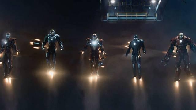 berbagai fungsi armor iron man macamnya