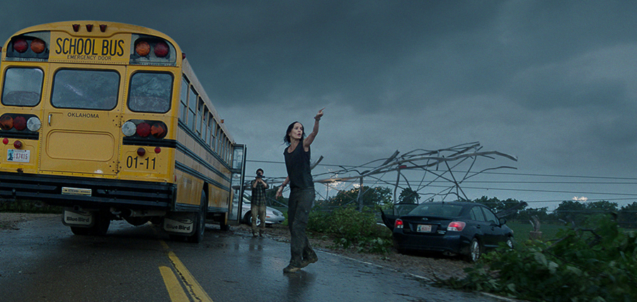 Sarah Wayne Callies în filmul Into The Storm