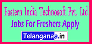 Eastern India Technosoft Pvt. Ltd Recruitment 2017 Jobs For Freshers Apply