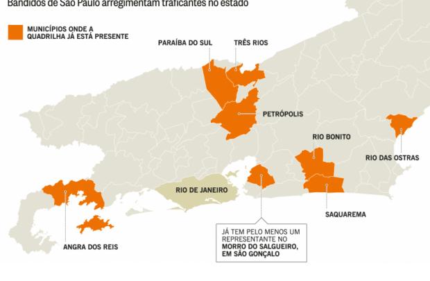 PCC - Consolida o Domínio no RIO de JANEIRO