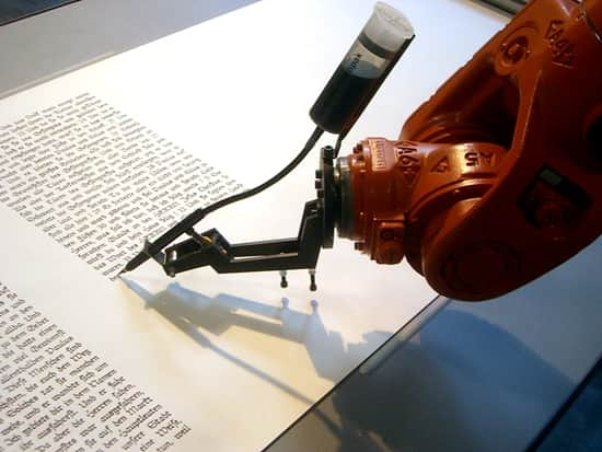 Bios_robotlab_writing_robot- wikimedia