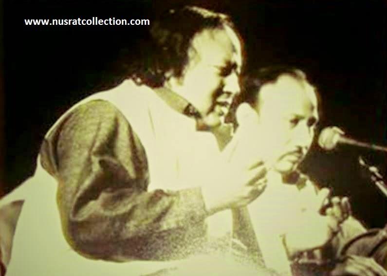 Diya Jale Sari Raat Mp3 Qawwali by Nusrat Fateh Ali Khan