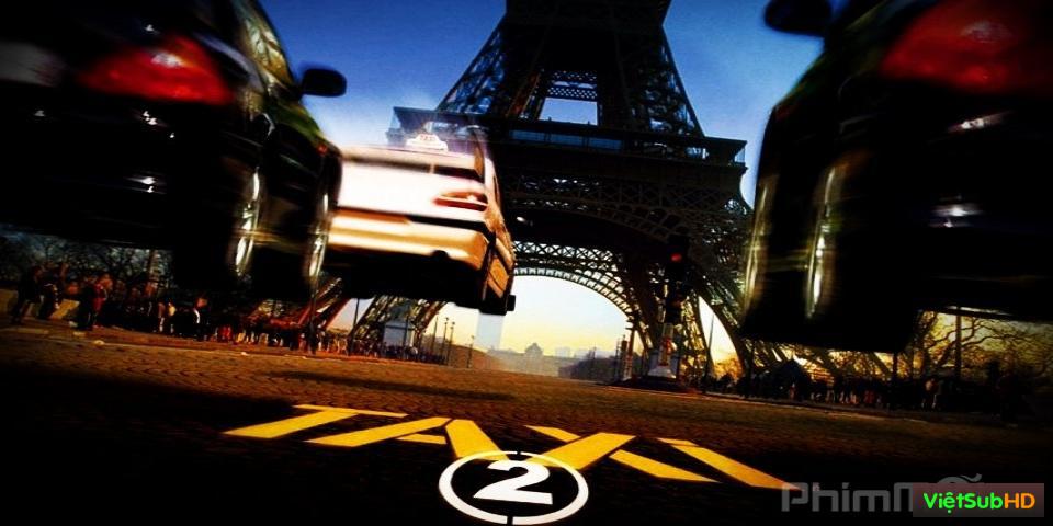 Phim Quái Xế Taxi 2 VietSub HD | Taxi 2 2000