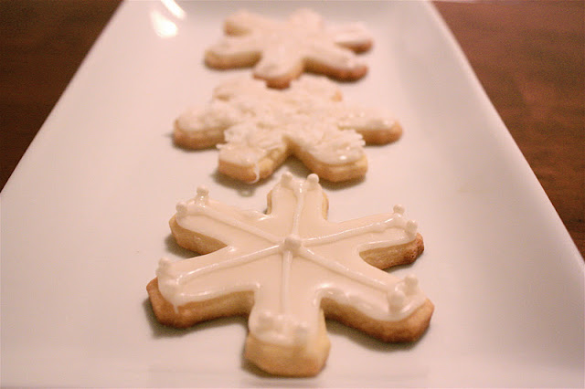 Sugar Cokies with Royal Icing - Food, Fitness, and Family