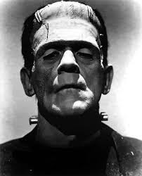 Frankenstein the monster