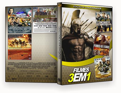 FILMES 3X1 – Trilogia Adrenalina Brutal Vol.1 – ISO