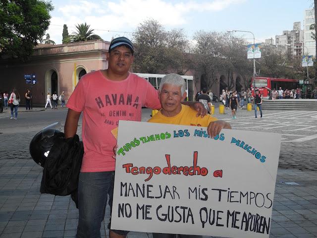 Por el Derecho a Decidir. Taller de Decisiones. Centro de Día - APADIM Córdoba