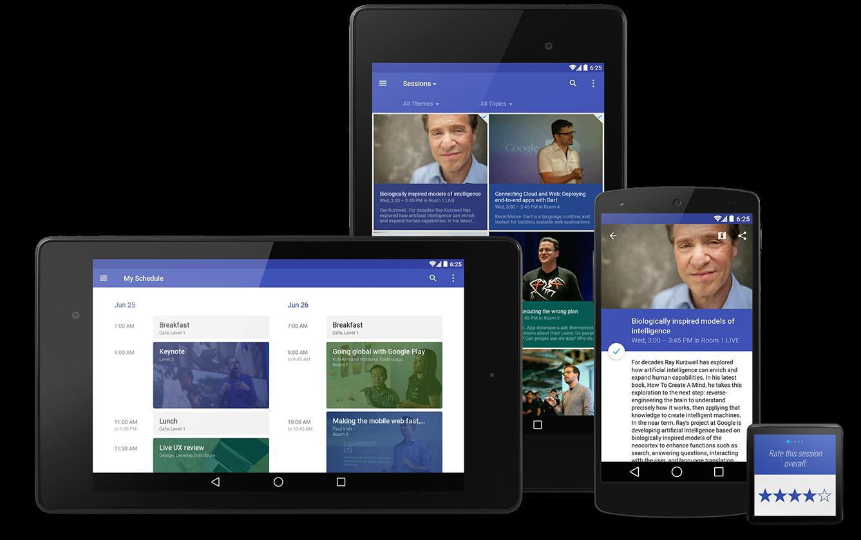 Android Developers Blog: AppCompat v21 — Material Design for