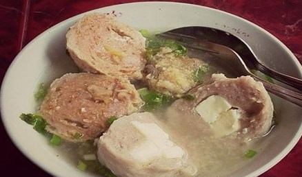 Bakso Cak Pitung Kuliner Paling Viral Di Sidoarjo Tahun