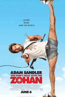 Download Film You Don't Mess with the Zohan (2008) Subtitle Indonesia