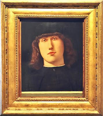 """Ritratto di giovane – """"Potrait of a young man"""""""