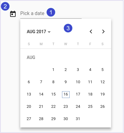 Angular 4 and Angular 5 Datepicker - How To Use Angular Datepicker
