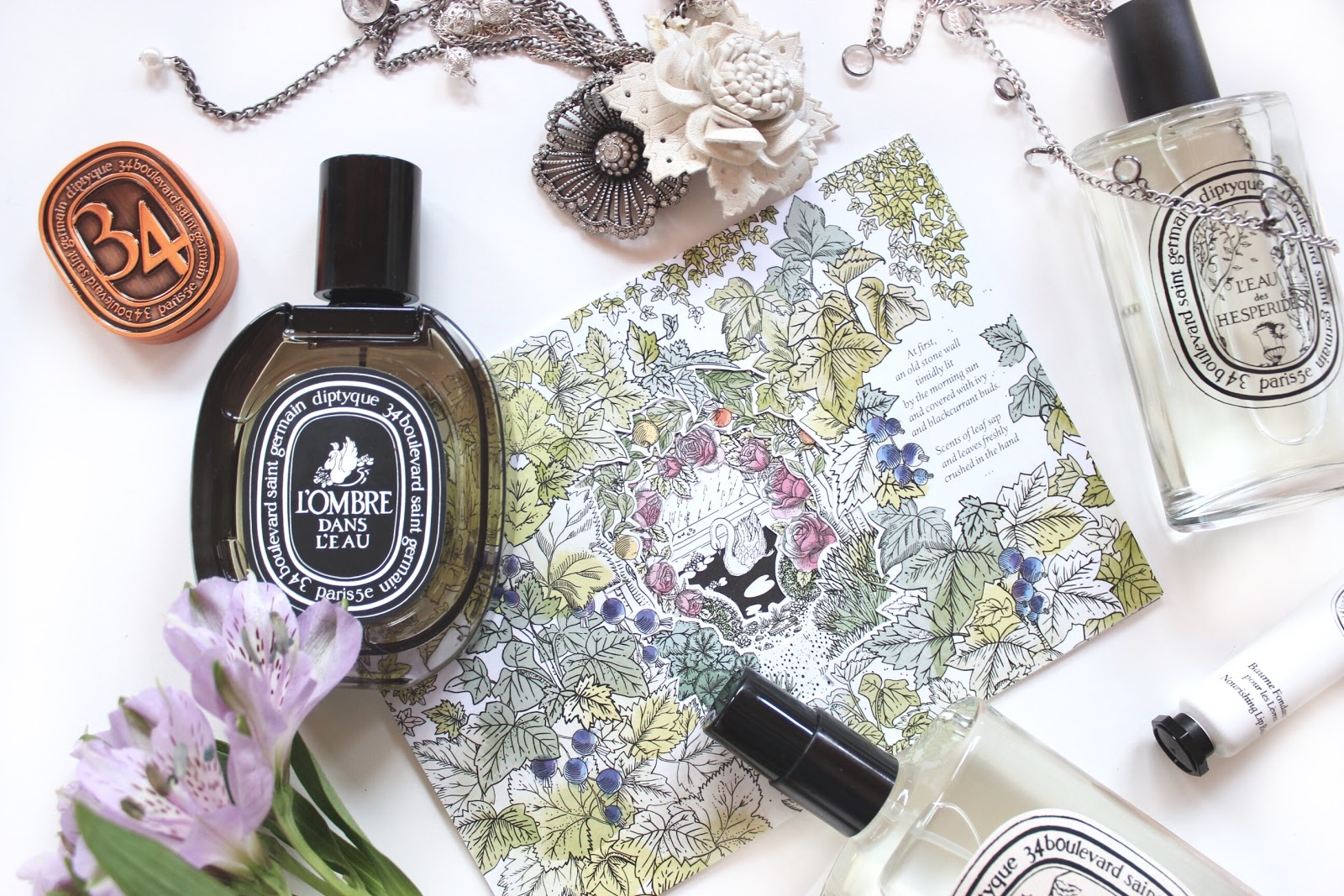 Grab Your Baies And Run To The 2018 Diptyque Sample Sale