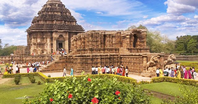 Image result for Konark Sun Temple 640x336