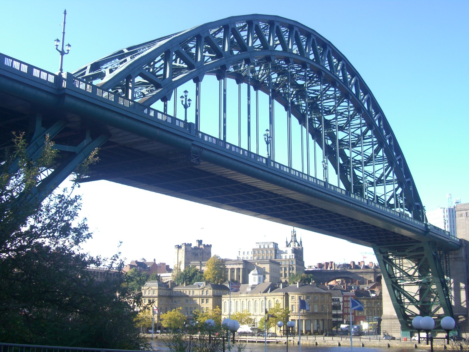 tyne bridge newcastle upon tyne