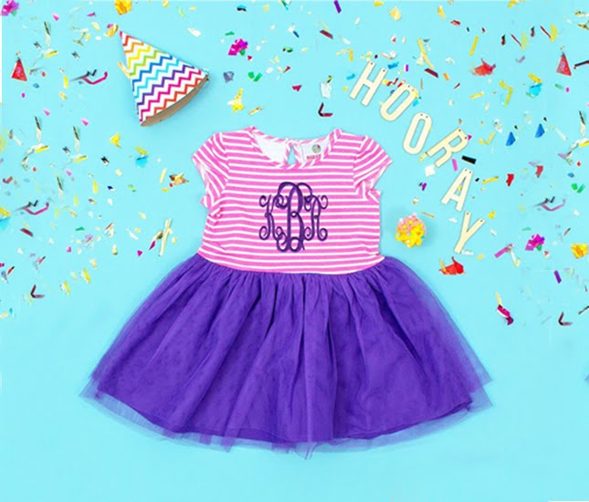 monogrammed clothing for babies
