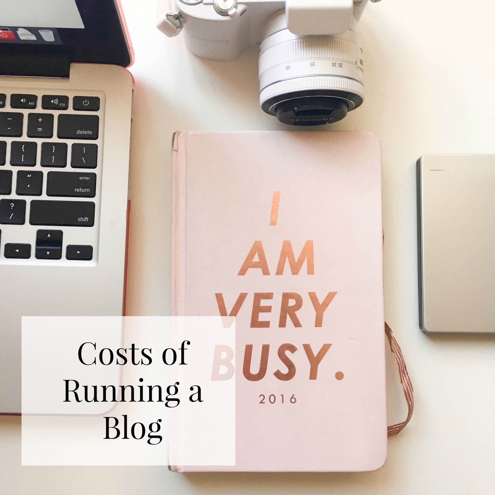 Costs of Running a Blog