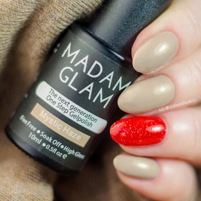 Madam Glam Red Wonder & Mystic Haze