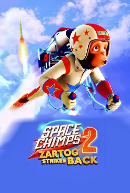 Space Chimps 2 Zartog Ataca de Nuevo DVDRip Latino