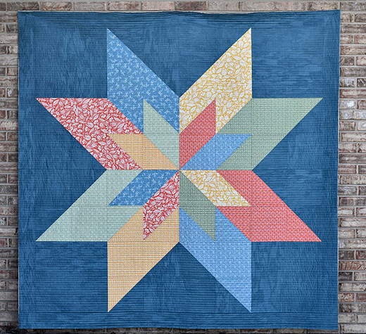 Double Star Quilt Free Pattern